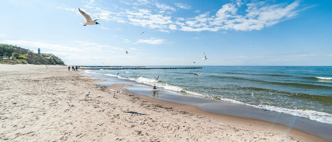 Plaża Niechorze