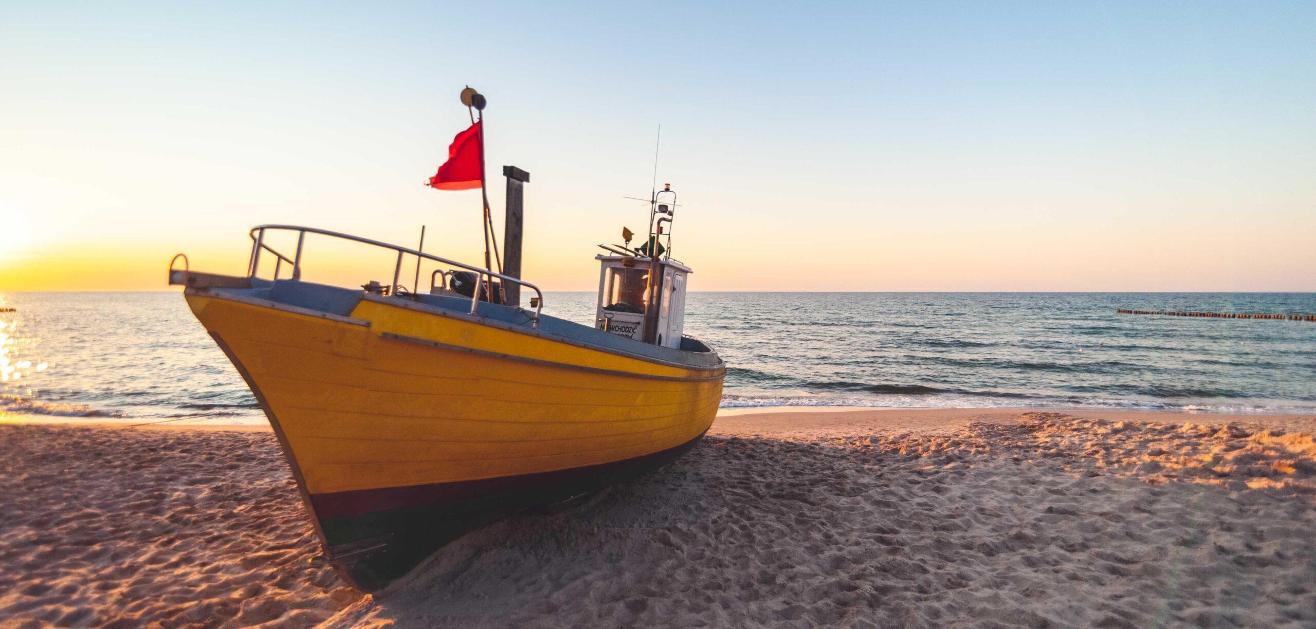 Polskie morze – bezpieczny cel wakacyjnych wypraw